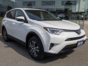 2016 Toyota RAV4 LE LE 1 Owner No Accidents Climate Control