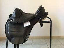 Beautiful Leather Barefoot Saddle Tahmoor Wollondilly Area Preview