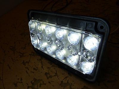 Whelen 01-026a533-100 600 Series Scene Light Lamp 2o-15.5