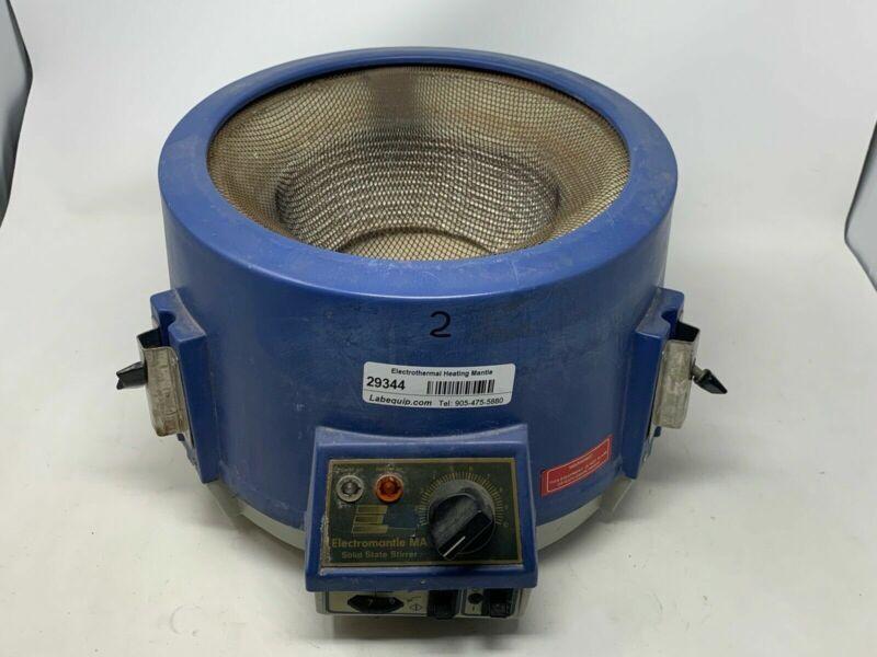 Electrothermal MA Solid State Stirrer Heating Mantle Model EMA 2000, 2000mL (2L)