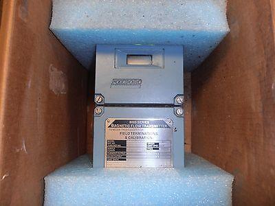 Foxboro 8000 Series Magnetic Flow Meter