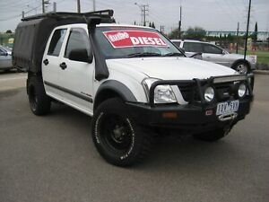 HOLDEN RODEO DX 4X4 TURBO DIESEL Thomastown Whittlesea Area Preview