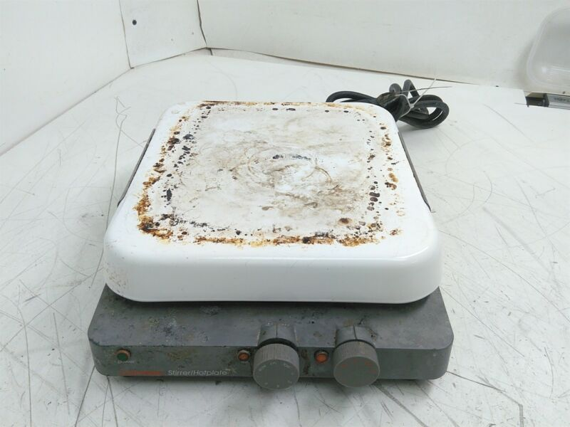 BAD Corning PC-520 Laboratory Hot Plate and Magnetic Stirrer Defective AS-IS