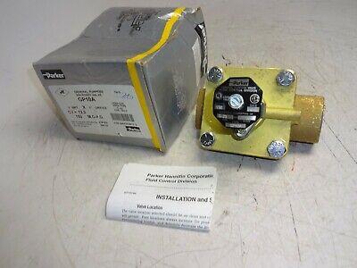 Parker Gp10a Hydraulic Solenoid Valve