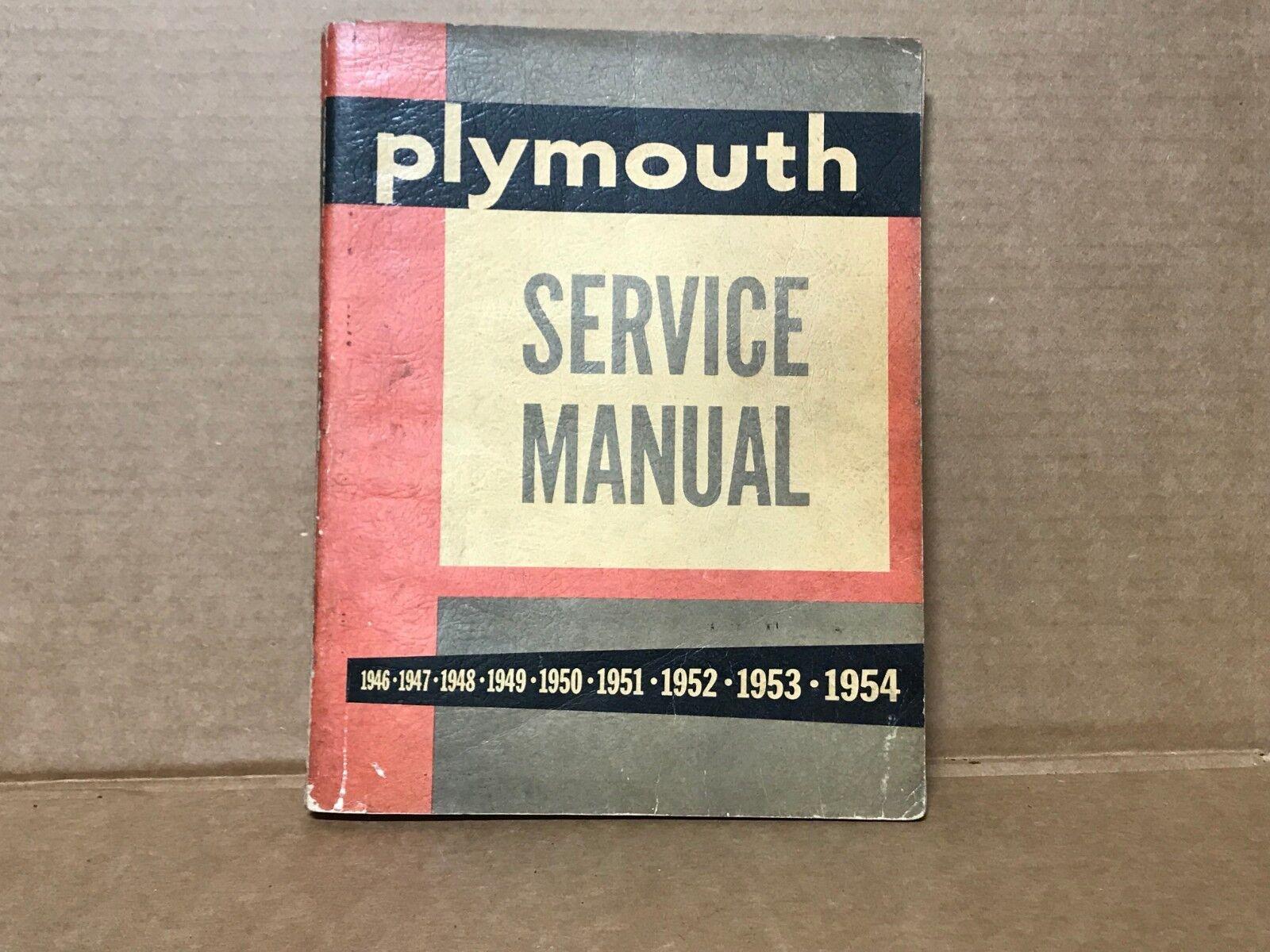 1946 1947 1948 1949 1950 Desoto Mechanic Workshop Service Repair Manual OEM