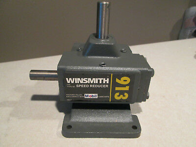 Winsmith 913dv Gear Reducer 913xdvs4x000a8 New Old Stocknew