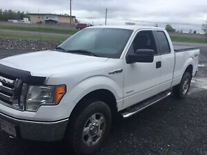 2012 Ford F-150 extended cab 4x4