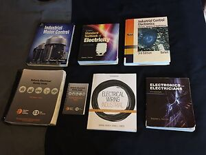 Electrical textbooks & codebook