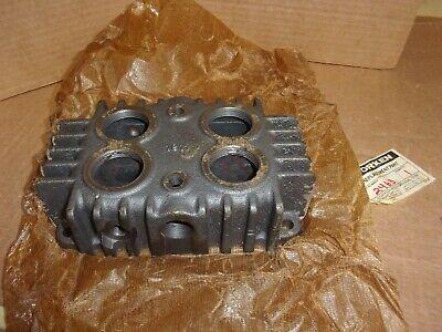 Corken Compressor Cylinder Head 2463 New