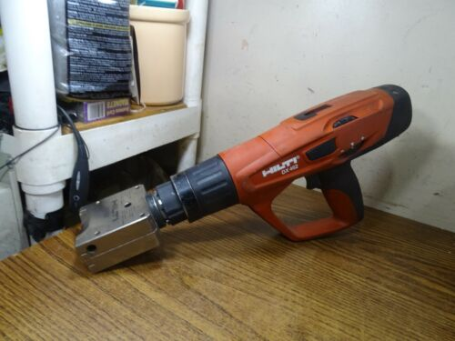 HILTI DX 462 Powder actuated tool with X-HM Head (USED)
