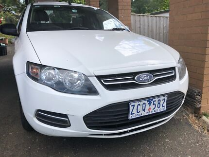2012 Ford Falcon Ute EcoLPi FG MkII Auto Super Cab Bayswater Knox Area Preview