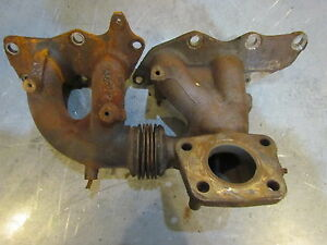2007 mazda mazdaspeed 3 turbo exhaust manifold. Black Bedroom Furniture Sets. Home Design Ideas