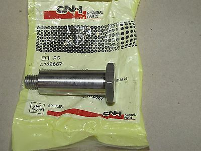Cnh Rough Terrain Mhe 237 J.i Case M4k Forklift Shoulder Bolt Part L102687