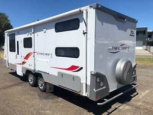 2016 Jayco Starcraft TL / Journey 22.68-1 Family Van Bunks