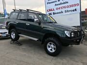 98 Toyota landcruiser auto gxl wagon Redcliffe Redcliffe Area Preview