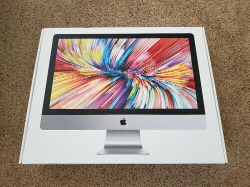 "Apple 27"" iMac with Retina 5K display (Latest Model) Intel Core i5 (3.0GHz) 8GB Memory 1TB Fusion Drive Silver MRQY2LL/A"