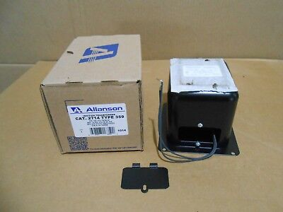 1 Nib Allanson 2714-359 2714359 Ignition Transformer 120v 20ma Mid Pt Grounded