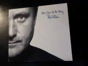 CD SINGLE - PHIL COLLINS - BOTH SIDES OF THE STORY