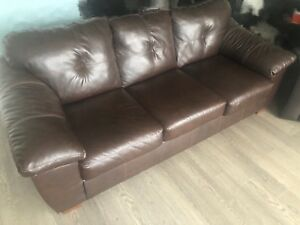 Couch & Armchair for sale
