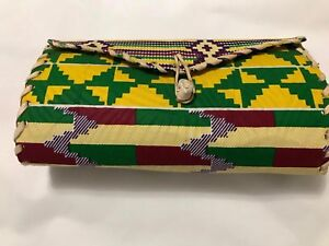 Leather African bags