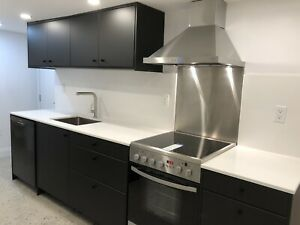 Large Bright 1 Bdrm West End