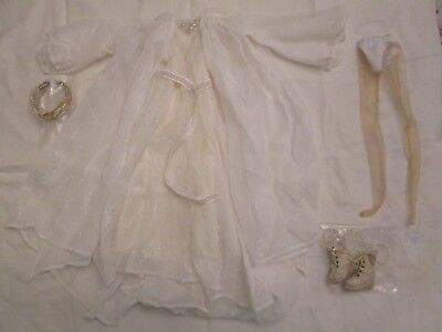Galadriel Lady of the Light Tonner Doll Outfit 2010 Lord of the Rings fits Tyler (Lotr Outfits)