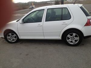 Reduced to $4899.00 2009 Volkswagen City Golf