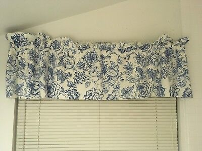 IKEA Window Valence Curtain - Fits 48