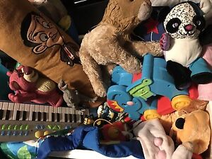 Box of vgc toys Bateman Melville Area Preview