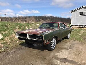 1969 Dodge Charger reduced price