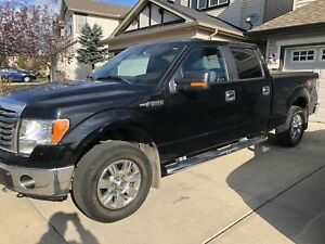 2011 F150 XLT XTR 4x4. 6.5 ft box. 5 L V8. Super