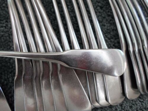 Stainless USA Oneida 18/8 Satin YANKEE CLIPPER 28pcs 4 Place Sets