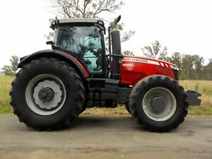 2014 Massey Ferguson 8690 Dyna-VT 370 hp Agricultural Farm Tractor Austral Liverpool Area Preview