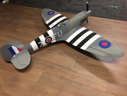 Rc plane spitfire