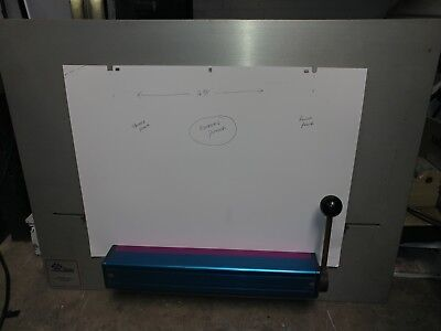 Komori Plate Punch 16.75 C To C For Autoplate Loading Sprint Or Lithrone