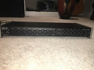 Tascam 16x8 Channel USB Audio Interface