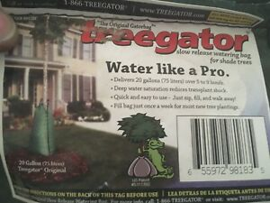 Tree gator bags