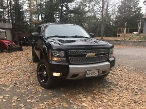 2009 avalanche LT Z71 off-road package