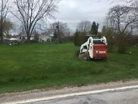 Mini excavations - bobcat work - free quotes! Call today