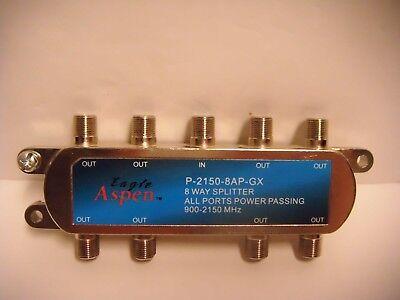 Eagle Aspen P2150-8AP-GX  8 Way Splitter for sale  Peoria