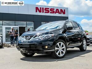 2014 Nissan Murano Platinum AWD|1 OWNER|NAVI|LEATHER|KEYLESS ENTRY