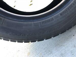 USED: 4 Nitto Winter SN2 FN 102T 225/65R17