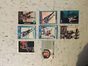 Mark Messier 90's 91's 92's hockey cards