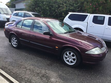 1999 Ford Falcon Sedan Kings Meadows Launceston Area Preview