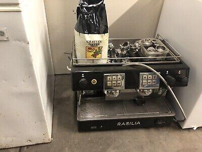 Brasilia Espresso Machine