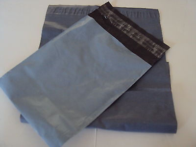 20 GRAY PVC MAILING BAGS 8