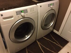 Stackable Kenmore Washer & Dryer