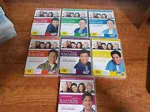 Everybody loves Raymond TV series dvds Forest Lake Brisbane South West Preview