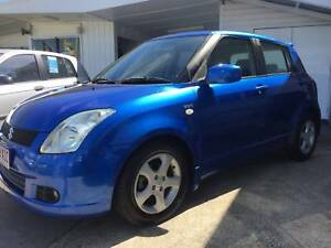 2005 Suzuki Swift Hatchback