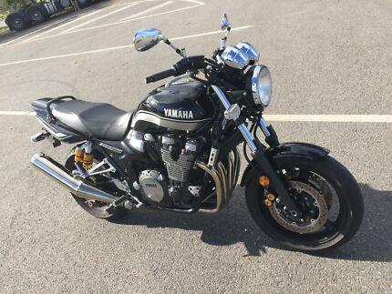 XJR 1300 Yamaha 2014